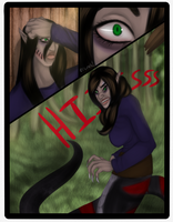 Second Chances Page 13 by serpentinesanguinine