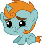 Sad baby Snips by CloudyGlow