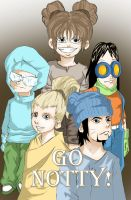 go notty by redcolour