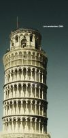 Leaning tower by KalvinK