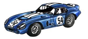Shelby Cobra Coupe 1965 by wonkabuz
