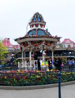 Spring in Mainstreet USA by MagicalMerlinGirl