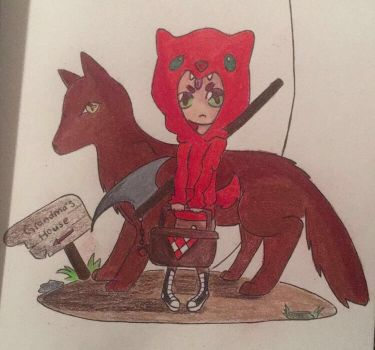 Red Riding Hood by BleatingRam