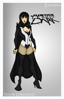 Zatanna - The New 52 by Femmes-Fatales