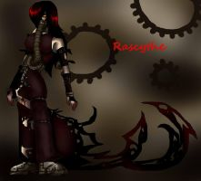 Rascythe: The demon Servant by AngelKiller666