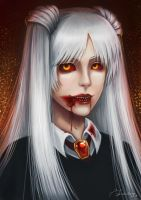 Bloody Vampire by MicehellWDomination