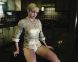 Resident evil wallpaper - Sherry Birkin by ethaclane