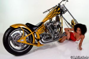Chopper QT in Red 5 by sydeline