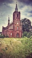 Abandoned church by vdf