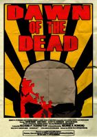 Dawn Of The Dead Poster by JEKnight