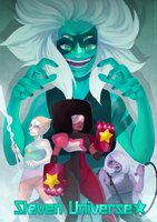 Steven Universe|Fan art| by Idasida20