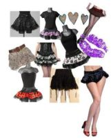 Skirts by pierrettepaola
