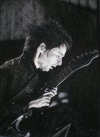 Matt Bellamy by SweetCoconutMilk