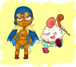 Geno + Mallow by Loopy-Lupe
