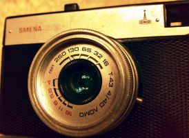 Lomo Smena 8M by CHARGERLEVANI