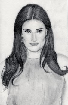 Idina Menzel by julesrizz