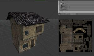 Blender Realtime House GLSL by Tomoffell