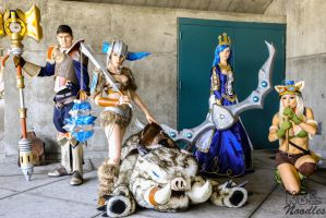 Anime Expo 2013 l 13 by KBLNoodles