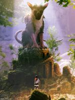 The Last Guardian by arcipello