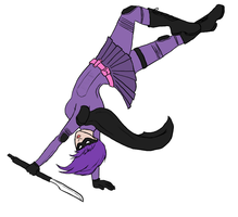 Kick Ass 2 Hit Girl by vegasama