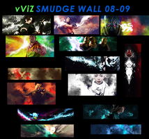 vViZ Smudge wall 08-09 by vViZ