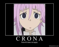 Demotivational: Rule 63's Exception by Hatsodoom