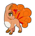 Vulpix by nirac