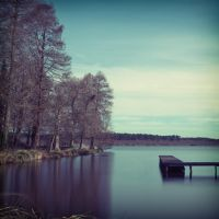 Le lac II by julie-rc
