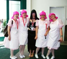 So Much Nurse Joy at the Expo by vifetoile