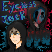 Eyeless Jack by mikumikuo