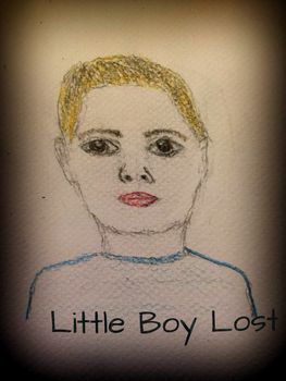 Little Boy Lost by TanyaMills