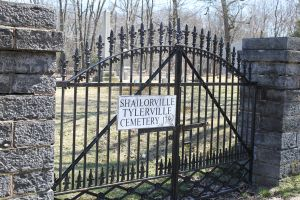 Shailorville Cemetary by Maeve09
