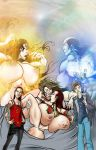 Supernaturals and the Avatars by O-mac