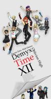 Demyx Time 12, Oblivion High by Lady-Nina