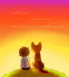 Somewhere only we know by BritishStarr