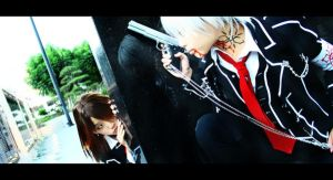 Vampire Knight: Peak-a-Boo by Akusesu