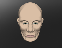 the head sculptris raw image 5 by Technohippy