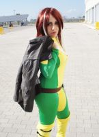 the charm of Rogue by GothicMary-Chan