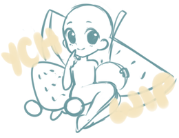YCH Set Price: CLOSED by pikaxiu