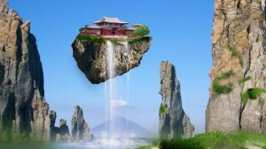 The floating island by 2BA-d