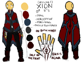 Redesign Xion Ref. (version 1) by TheNomNomBot
