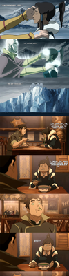 Legend of Korra - Unsocial Korra 2 by yourparodies