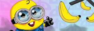 BabyMinion by holaso