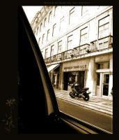 From a taxi's point of view... by urwhatufeel