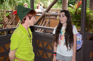 Peter Pan's Advice by supereilonwypevensie