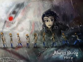 Always Raining Here Contest Entry by Ryil