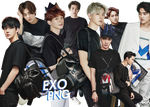 EXO PNG - Render by KorecanMelike