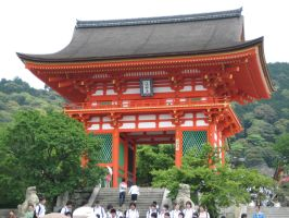 Japan Temple 2 by stormingtrinity