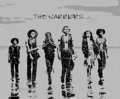 The Warriors by crilleb50