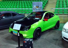 Green Insect by Lew-GTR